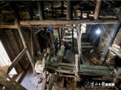凉山会东:三百年榨油房 菜油飘香