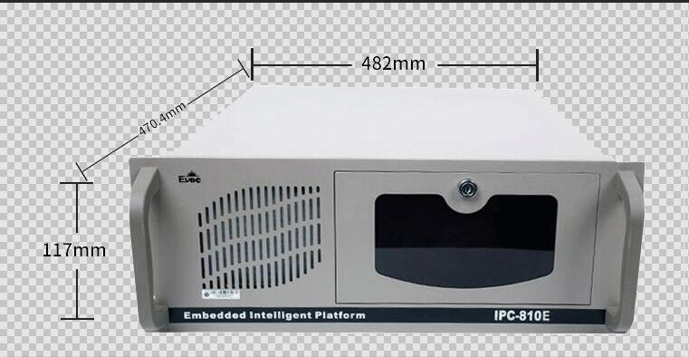 深圳研祥工控机IPC-810E深圳研祥无风扇整机