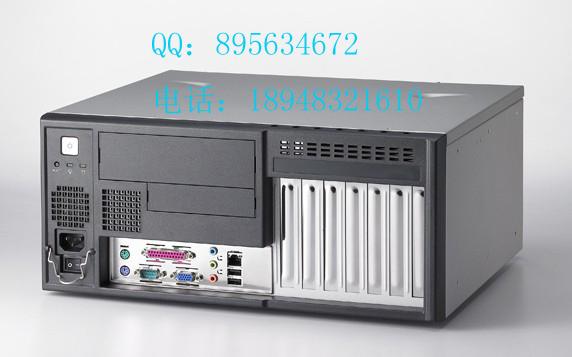 广东研华IPC-7120紧凑的桌上型/壁挂式机器