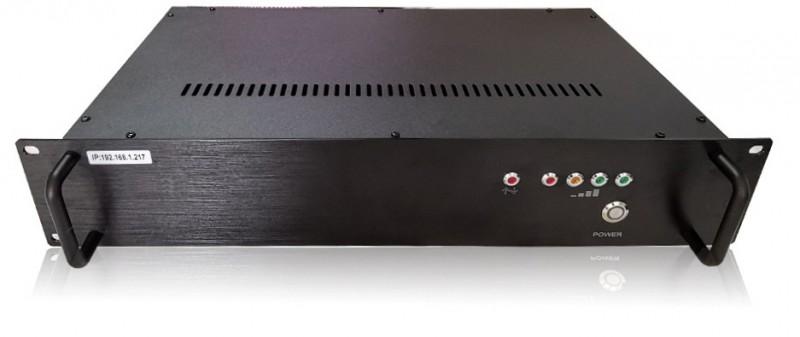 无线图传动中通非视距音视频传输系统